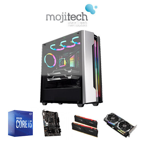 Gaming Desktop Offer : I5 10TH GEN 10400 16GB 240GB + 1TB 1660 TI