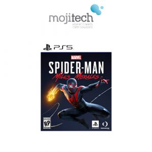 PS5 MARVELS SPIDERMAN MILES MORALES GAME