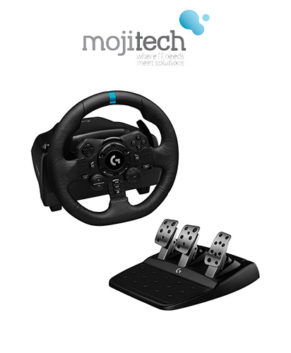 LOGITECH G923 TRUEFORCE SIM RACING WHEEL FOR XBOX, PLAYSTATION & PC