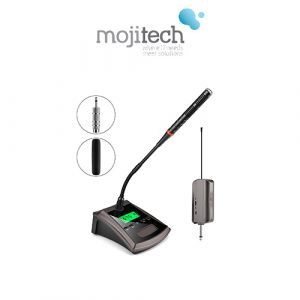 Professional Wireless Microphone UHF Table Mic for Conferences - RCF01