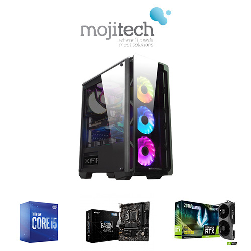 Gaming Desktop Offer : I5 10TH GEN 10400 16GB NVME 500GB ZOTAC 3070 OC EDITION