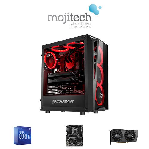 Gaming Desktop Offer : I7 10TH GEN 10700 16GB NVME 250GB 1TB HDD ZOTAC 3060 12GB