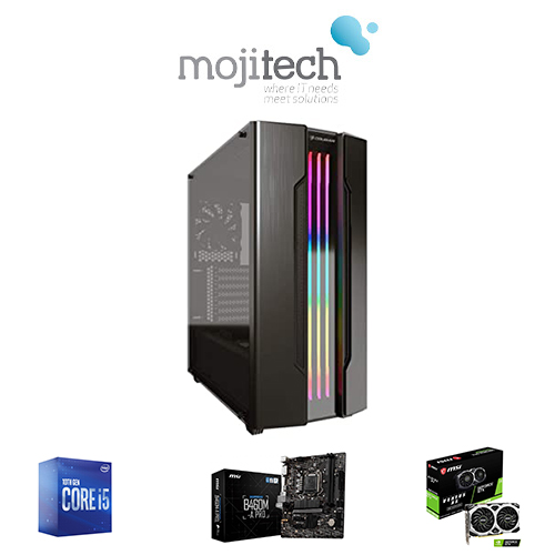 Gaming Desktop Offer : I5 10TH GEN 10400 16GB NVME 250GB MSI 1660 SUPER