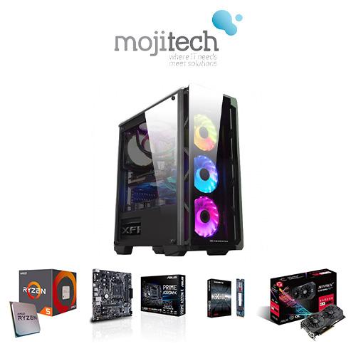 Gaming Desktop Offer BUNDLE : AMD RYZEN 5 1600 AF 8GB 256GB ASUS ROG STIX RX570 4GB