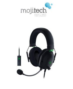 RAZER Blackshark V2 + USB Mic Enhancer GAMING HEADSET