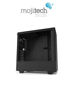 NZXT H510 Mid-Tower Case Matte Black with Tempered Glass