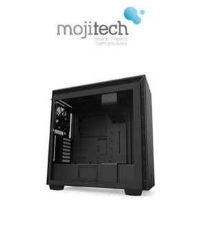 NZXT H710 Mid-Tower Case Matte Black with Tempered Glass