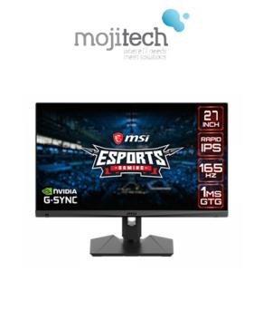 MSI Optix MAG274QRF 27″ 1ms 165Hz Gaming MONITOR