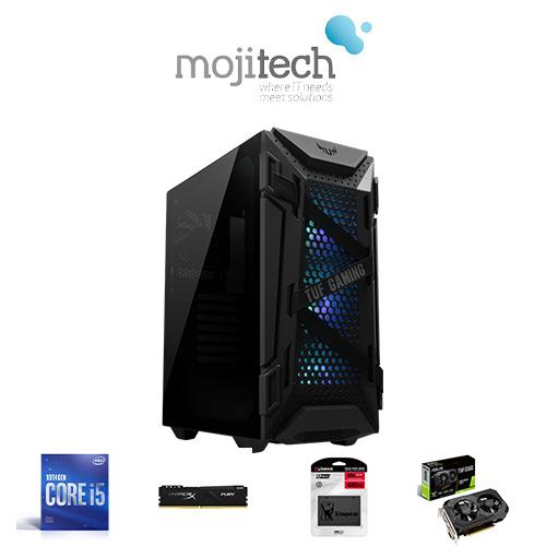 Gaming Desktop Offer BUNDLE : CPU I5 10400F 16GB 480GB ASUS 1650
