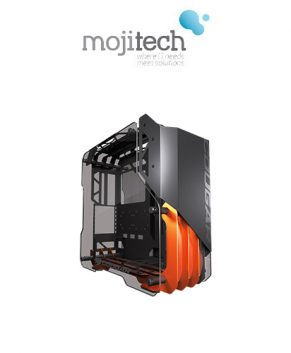 BLAZER case Aluminum Open-frame Gaming Mid Tower