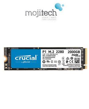 Crucial P1 1TB/2TB 3D NAND NVMe PCIe M.2 SSD