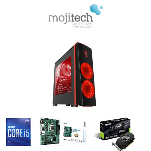 Gaming Desktop Offer  : CPU I5 10400F 8GB 480GB ASUS 1050ti